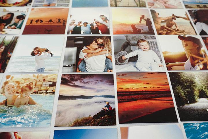 Imprimir fotos en papel