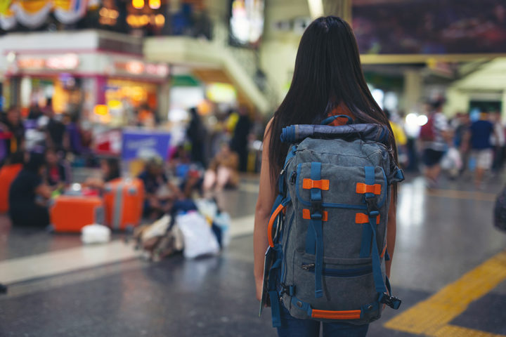 Viajar solos